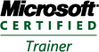 Our trainers are all Microsoft Certified